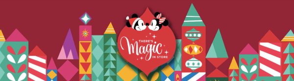 There's Magic in Store - A Special Holiday Event