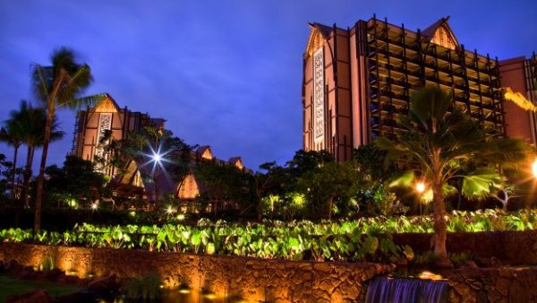 Disney's Aulani Resort More Than Meets the Eye