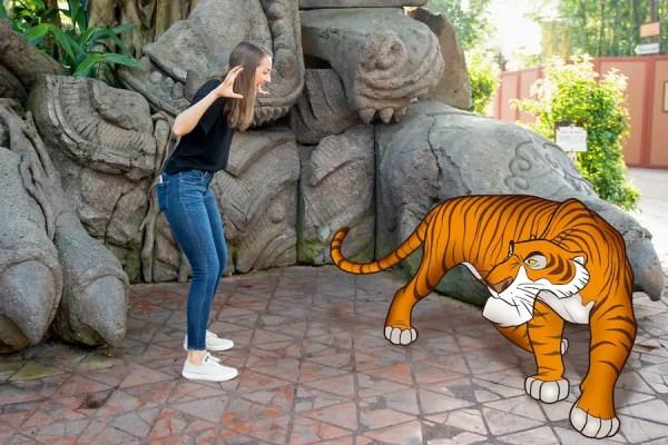 New Magic Shots at Disney's Animal Kingdom