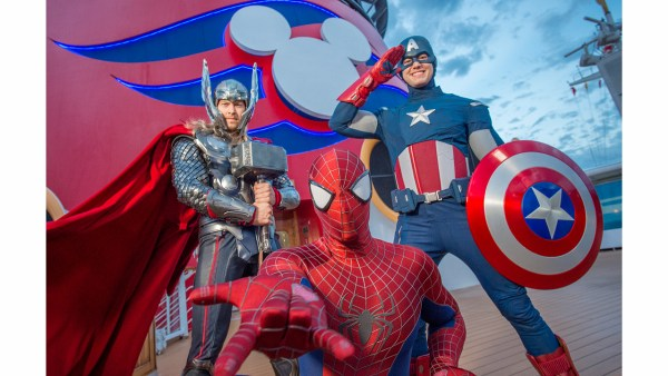 Win a Disney Cruise with Marvel Day at Sea 1