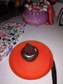 Oogie Boogie Cupcake Recipe 3
