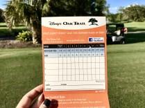 Footgolf Family Fun at Disney's Oak Trail Golf Course