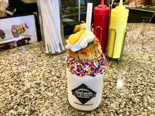 Beaches & Cream Soda Shop Adds New Colossal Specialty Shakes