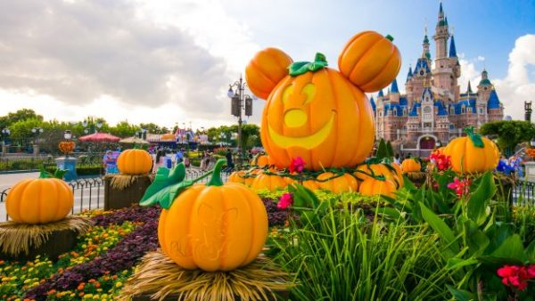 Halloween at Other Disney Parks