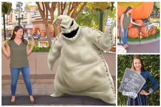 Spooktacular Photo Pass Shots Arrive at Disneyland