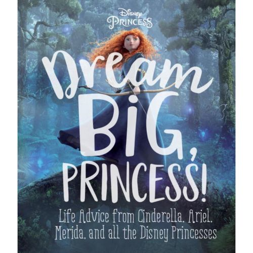 Dream Big Princess book