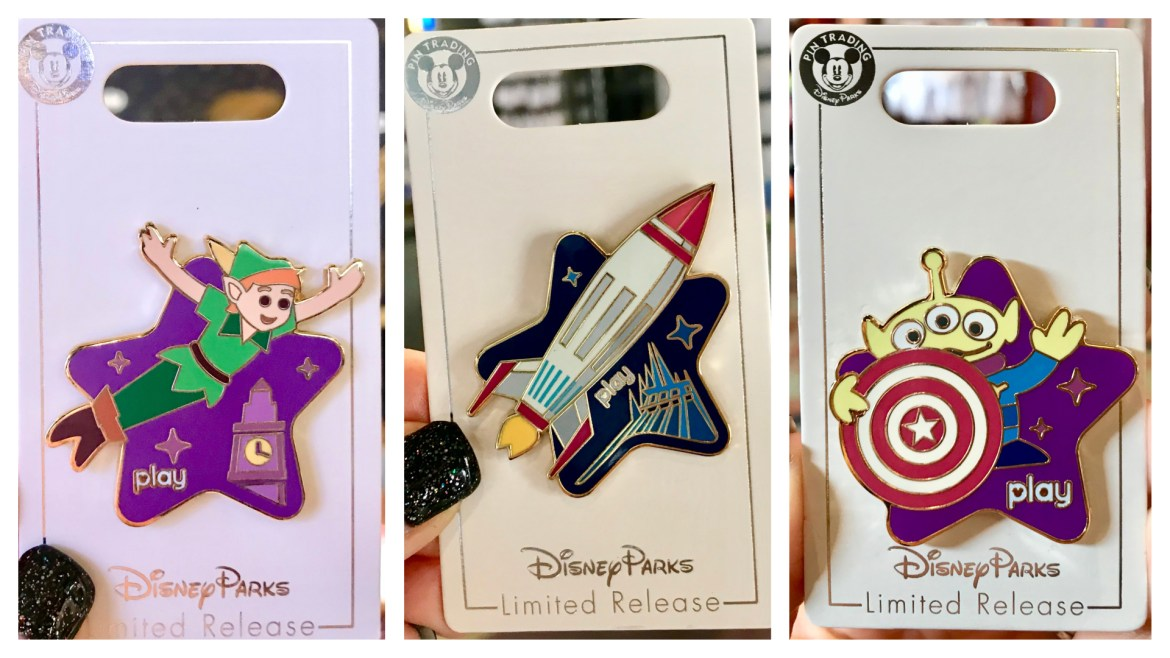 Achievement Pins Now Available  – Play Disney Parks App