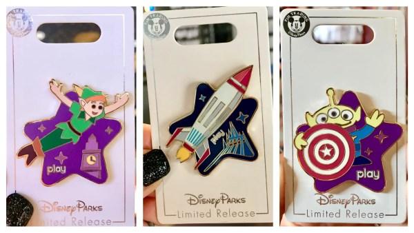 Achievement Pins Now Available - Play Disney Parks App