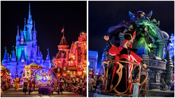 Mickey's BOO-TO-YOU Halloween Parade 2018
