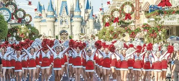 Varsity Spirit Spectacular is Returning to Walt Disney World