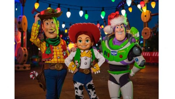 The Holidays are Coming Soon to Toy Story Land! 1