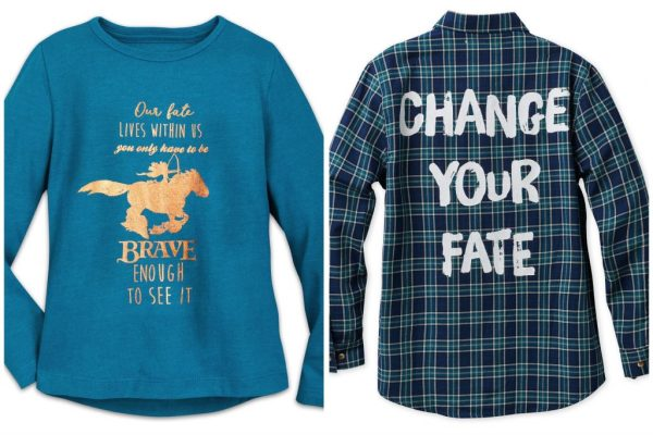 Brave shirts