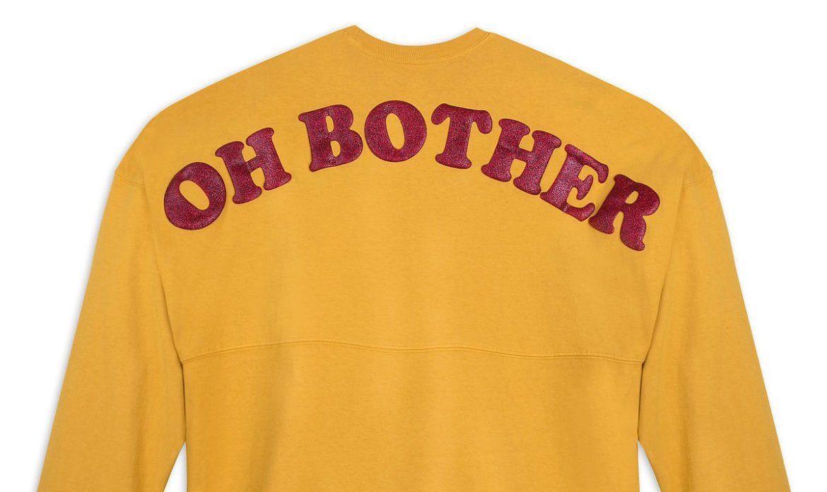 Winnie The Pooh Bear Spirit Jersey Is As Sweet As Hunny