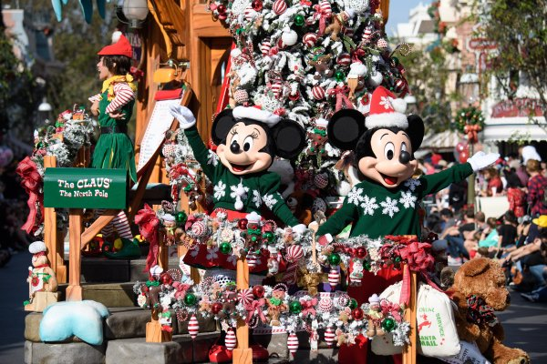Disney Holiday Specials are coming to ABC and Disney Channel