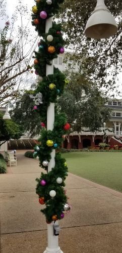 Holiday Cheer For Visitors to Disney's Boardwalk Resort - A Festive Gingerbread House Awaits