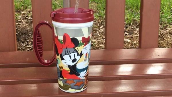 Holiday Disney Resort Refillable Mugs