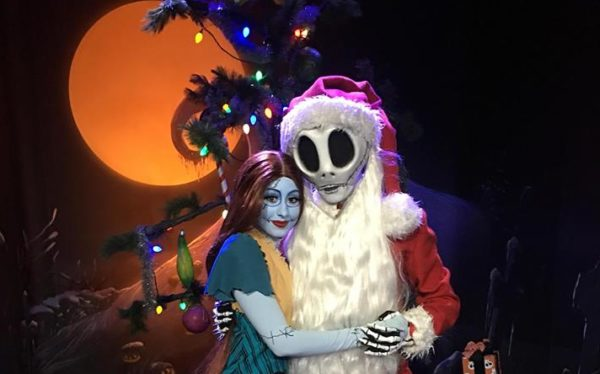 Mickey's Very Merry Christmas Party Character Meet and Greets