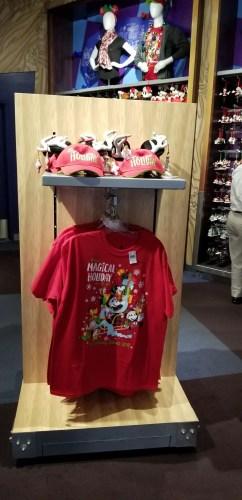 The Earport at Orlando International Airport now has Christmas Merchandise