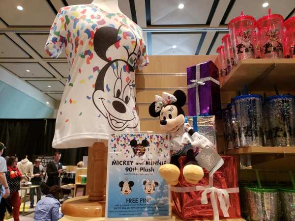Mickey's of Glendale Destination D Pop-Up Shop Experience 2