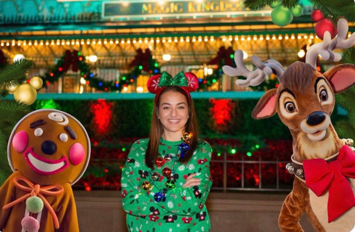New Holiday Photopass Options in the Magic Kingdom