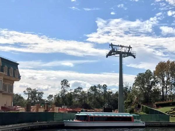 Skyliner Construction Update
