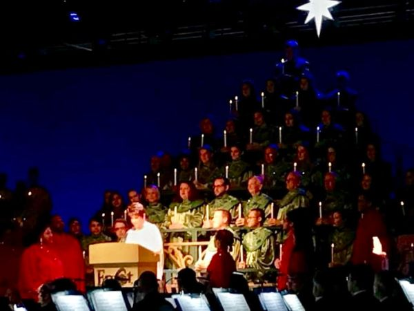 2018 Candlelight Processional Opens With First Narrator Chita Rivera 1