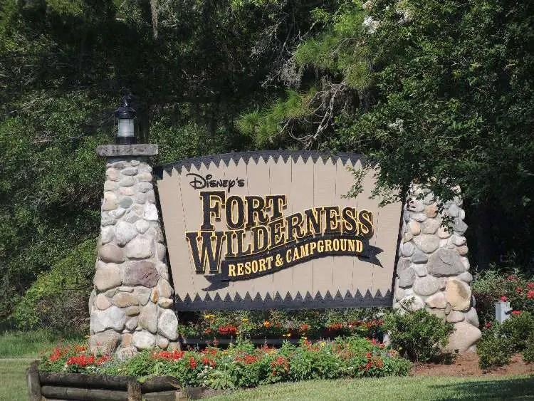 Fort Wilderness Dessert Party