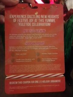 Jingle Bell Jingle Bam Dessert Party Is Back At Hollywood Studios 3