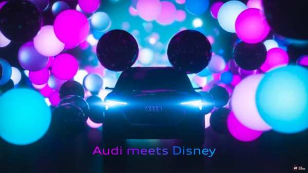 Augmented Reality Experiences Are Coming To Life Thanks To Audi and Disney 1