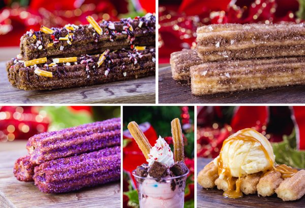 Disneyland Holiday Foodie Guide for 2018 5