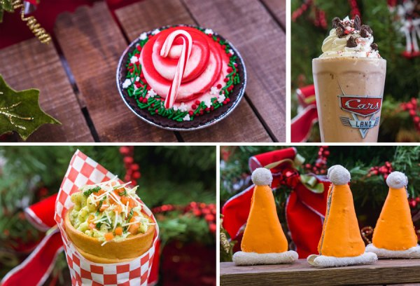 Disneyland Holiday Foodie Guide for 2018 8