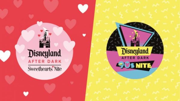 Fall In Love or Relive Your Youth: 2019 After Dark Event Coming to Disneyland Resort