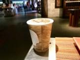 Simba Latte Art at Animal Kingdom Lodge