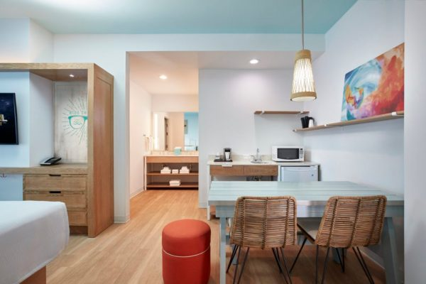 A Look Inside The New Rooms At Universal's Endless Summer Resort