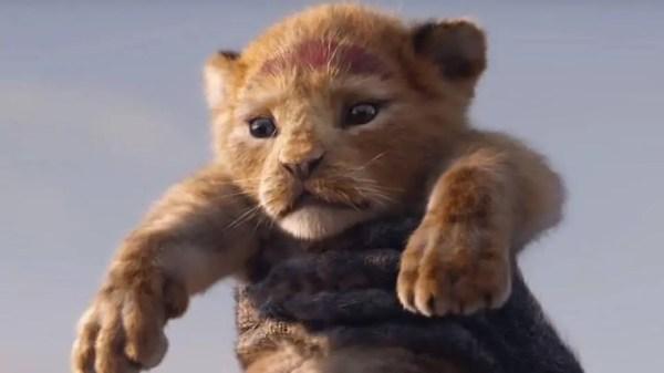 """Beyoncé Sings Beloved Song in New """"Lion King"""" Movie"""