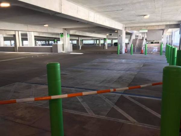 Lime Garage at Disney Springs Gets Updated Technology