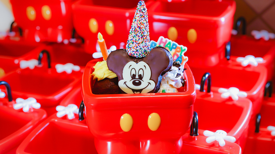 Celebrate Mickey's Birthday With Treats Around Disney Parks