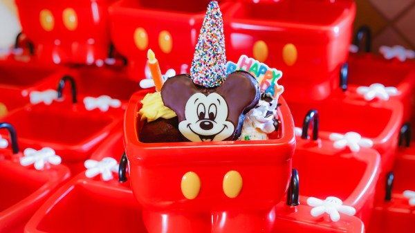 Celebrate Mickey's Birthday With Treats Around Disney Parks 5