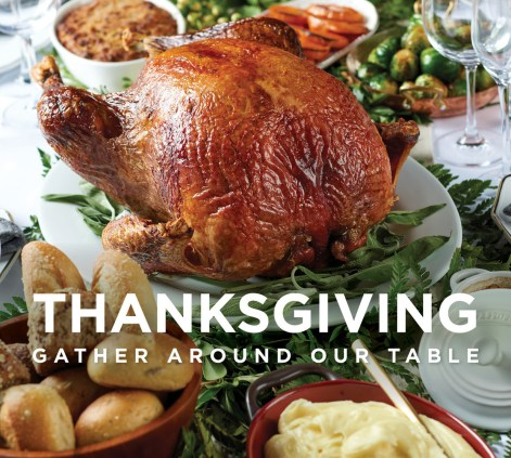 Patina Restaurant Group Is Serving Up Thanksgiving at Disney Springs