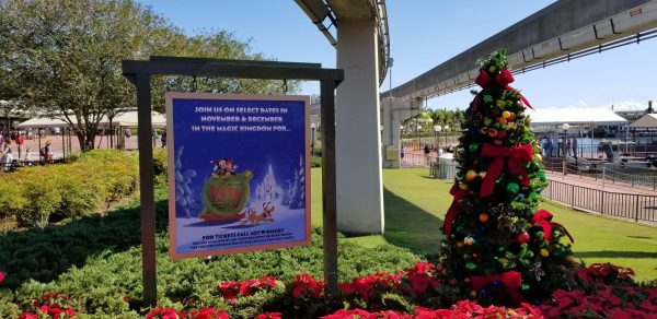 The First Mickey's Very Merry Christmas Party is Sold Out 1