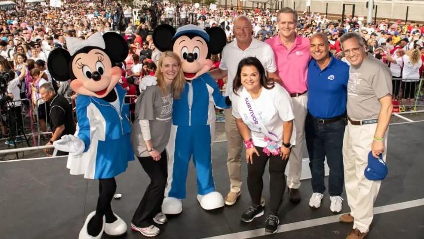 Disney VoluntEARS support City of Hope's Walk for Hope