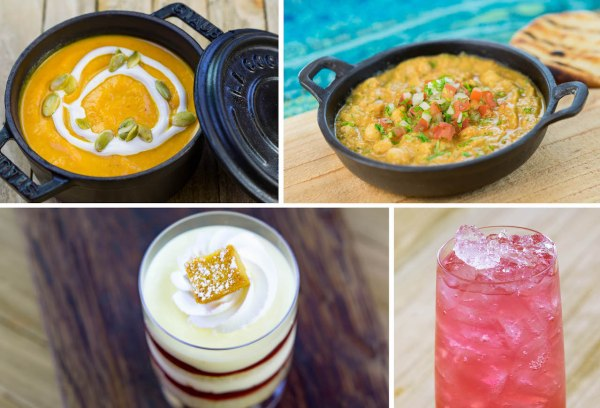 2018 Disney Festival of Holidays at California Adventure Park Foodie Guide 3