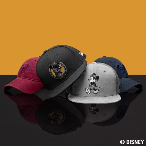 Mickey Mouse Inspired New Era Cap Collection Out Now 1