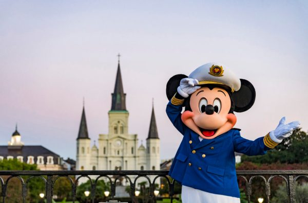 Disney Cruise Line to Sail from New Orleans for First Time in Early 2020 1
