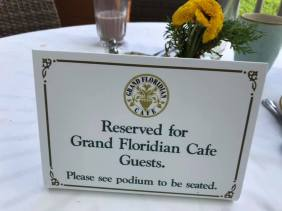 Grand Floridian Cafe Adds New Outdoor Seating Area 1