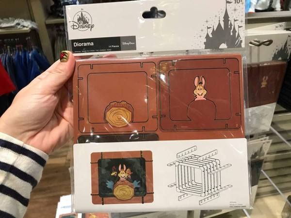 Fun Disney Attractions Dioramas Now Available at Disney Parks 3