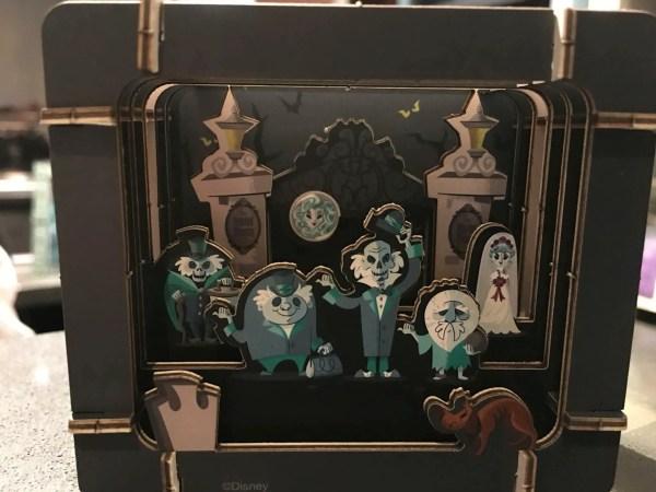 Disney Attractions Dioramas