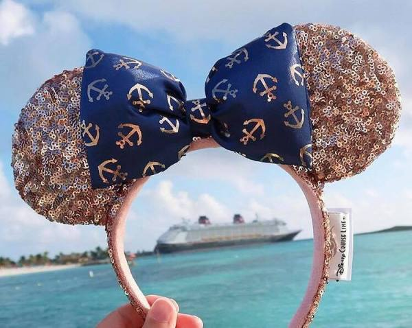 Disney Cruise Line Minnie Ears