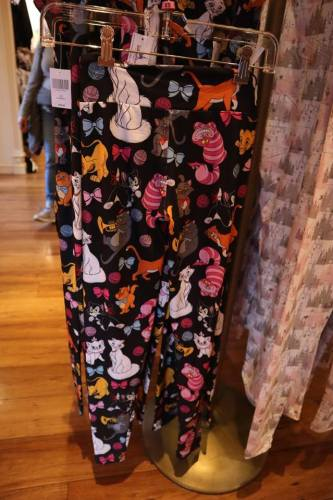 New Disney Dogs and Disney Cats Leggings At The Disney Parks 2