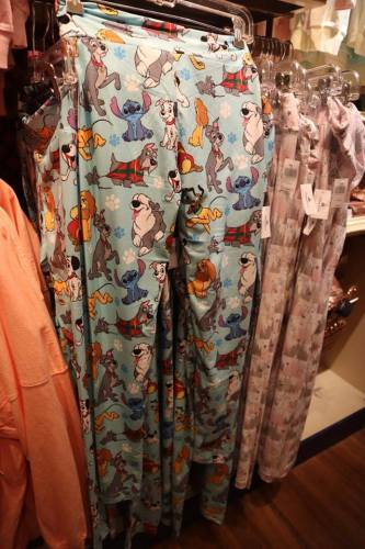 New Disney Dogs and Disney Cats Leggings At The Disney Parks 3